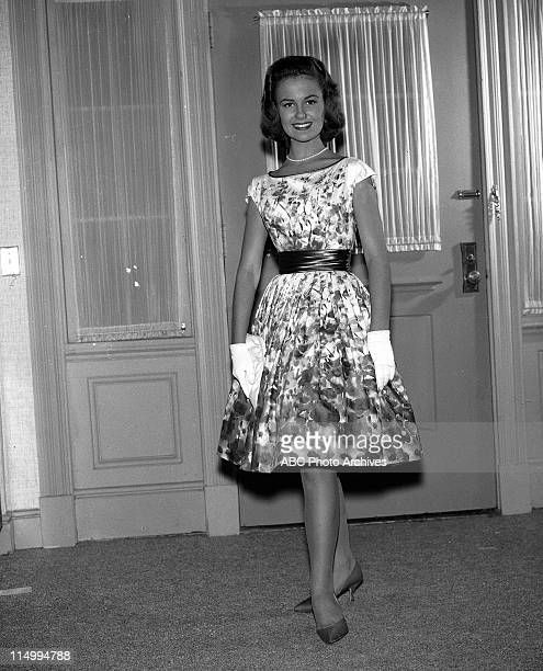 SHOW 'One Starry Night' BehindtheScenes Coverage Airdate September 14 1961 SHELLEY