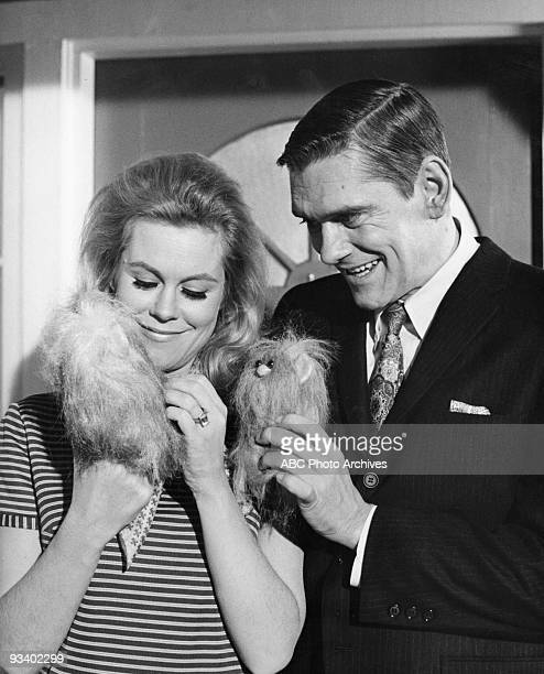 BEWITCHED 'One Touch of Midas' Season Five 12/2/68 Endora conjures up a little toy that enchants any human who sees it and is guaranteed to make...
