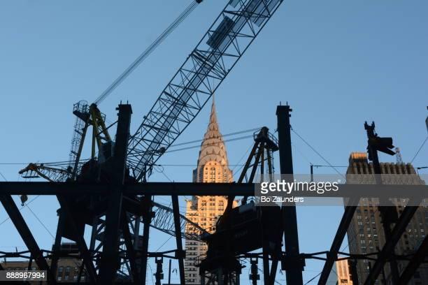 One Vanderbilt construction in New York City