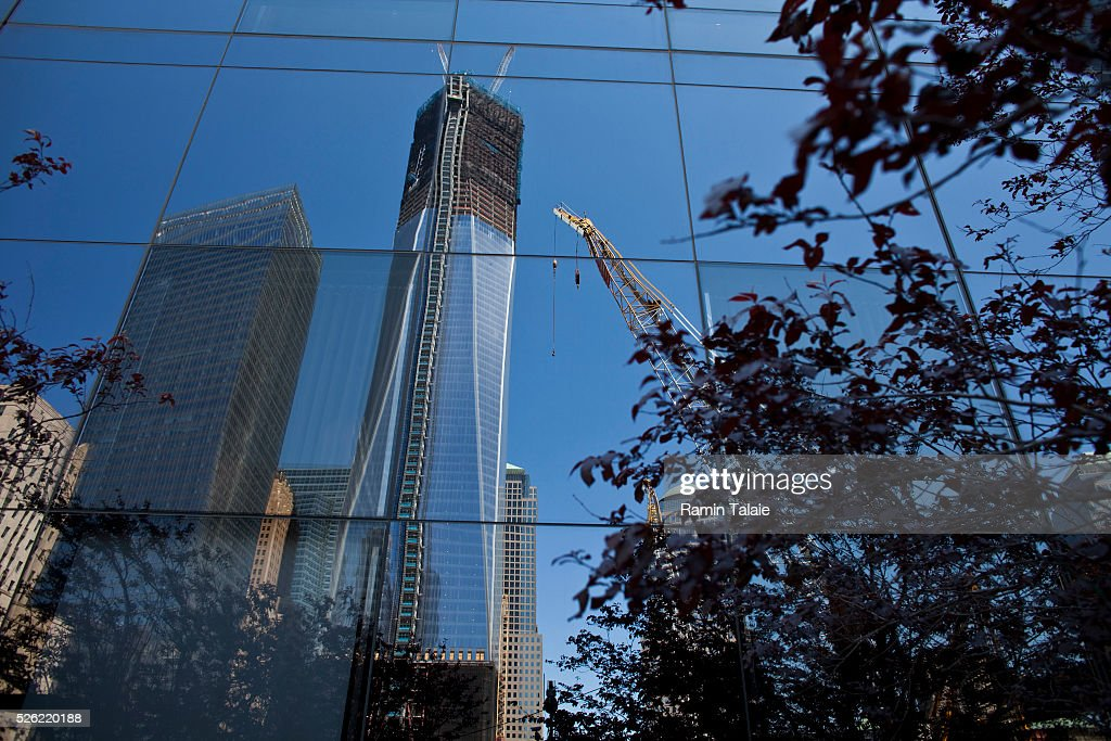 Usa New York Construction Of One Wtc Pictures Getty Images