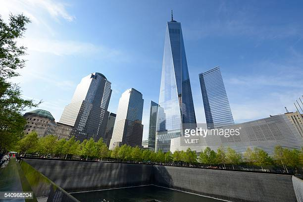 One World Trade Center and National September 11 Memorial