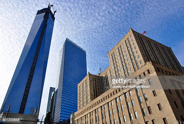 One World Trade Center in Lower Manhattan, New York City, is the tallest skyscraper in the United States. One of the most famous landmark in New York...