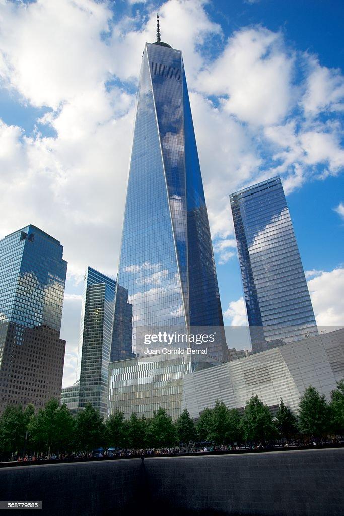 One World Trade Center : Stock Photo