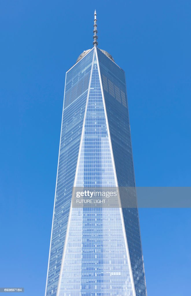 One World Trade Center Skyscraper New York City Usa High Res Stock Photo Getty Images