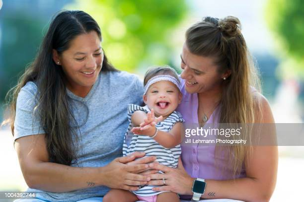 Worlds Best Lesbian Girls Kissing Mom Stock Pictures, Photos, And Images - Getty Images-6908