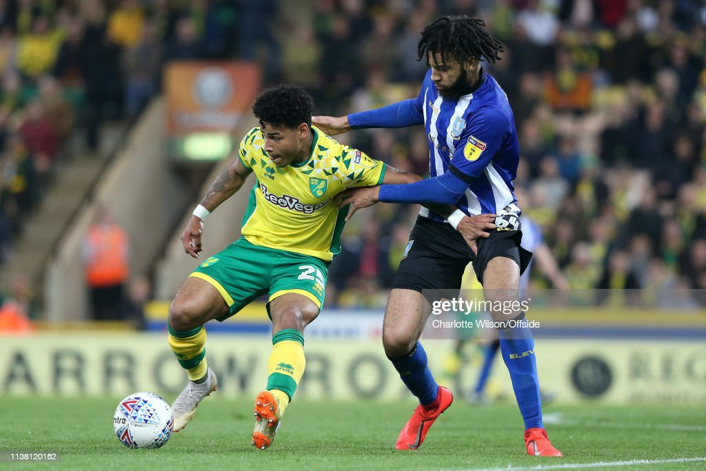 Norwich City v Sheffield Wednesday - Sky Bet Championship : News Photo