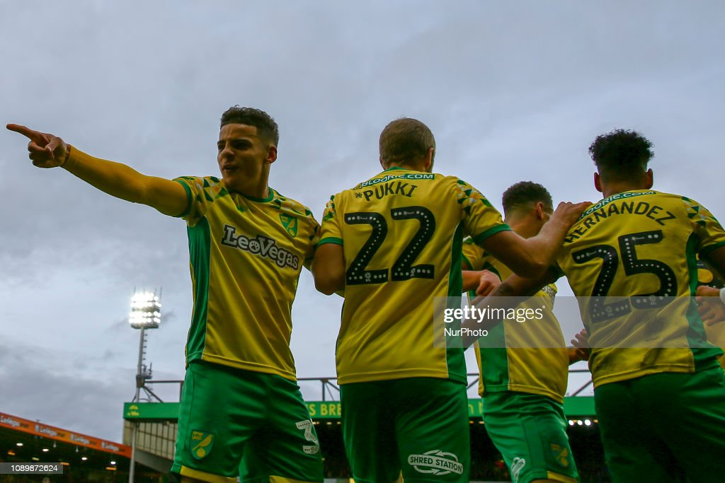 Norwich City v Sheffield United - 2019 EFL Championship Football : News Photo