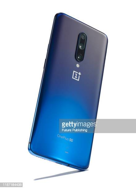 OnePlus 7 Pro 5G smartphone, taken on July 5, 2019.
