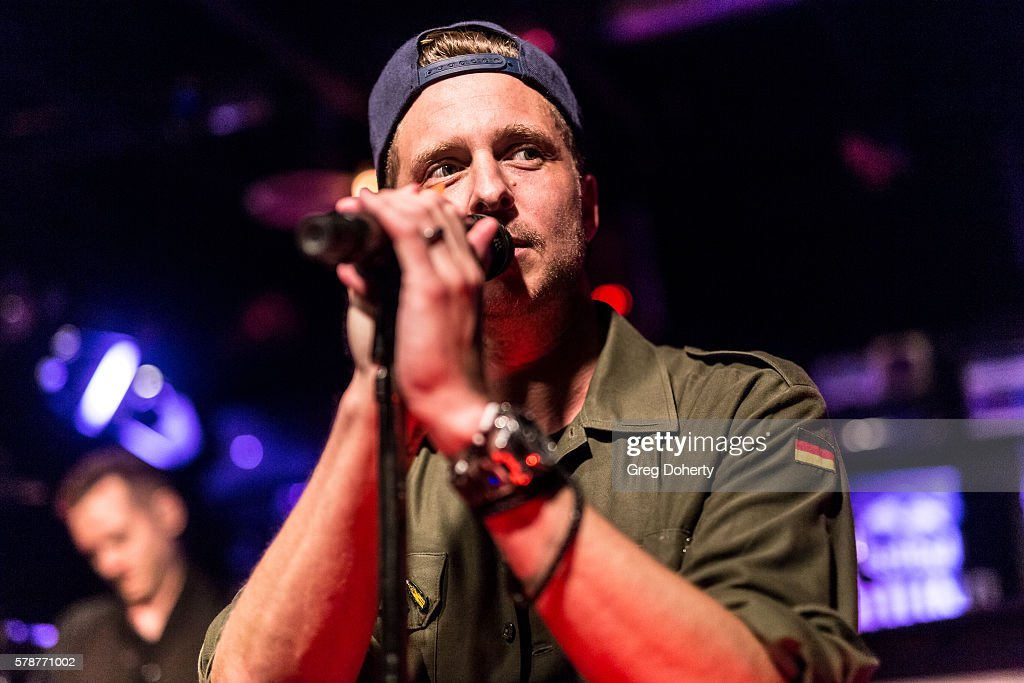 OneRepublic Performs At The Red Bull Sound Space At AMP : News Photo