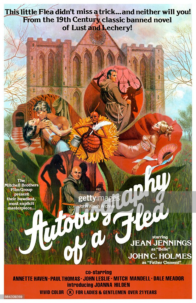 Autobiography of a flea 1976