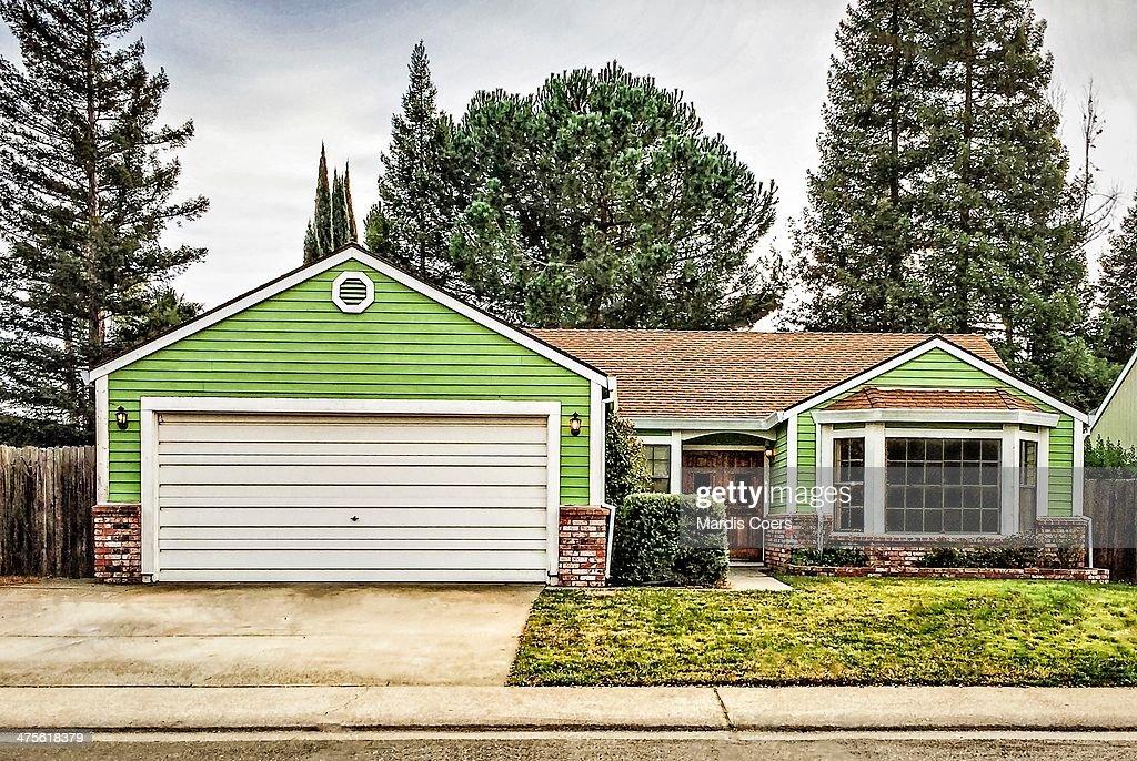 American Suburban Houses : News Photo