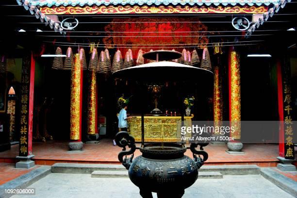 Ong Bon Pagoda in Ho Chi Minh City