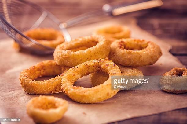 Beignets d'oignons