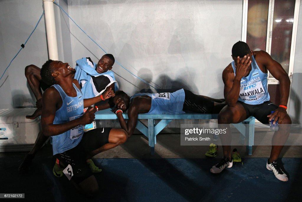 IAAF / BTC World Relays Bahamas 2017
