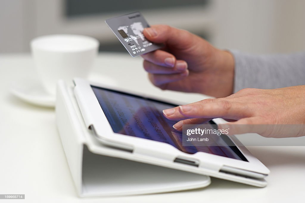 Online Banking : Stock Photo