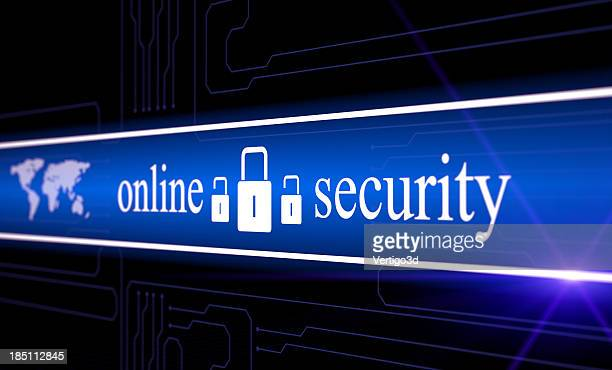 Online digital security