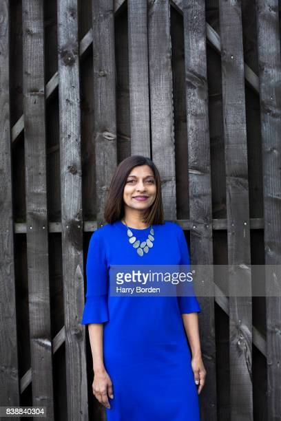 CEO online fashion retailer Koovs Mary Turner is photographed for Management Today on May 25 2017 in London England