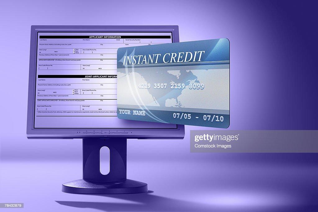 Online finances : Stockfoto