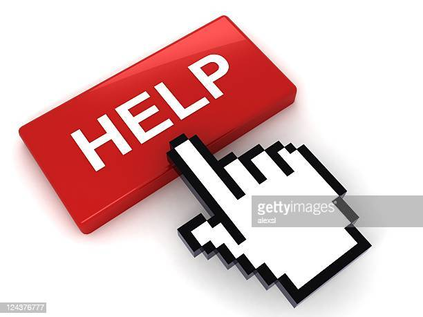 online help - support icon stock photos and pictures