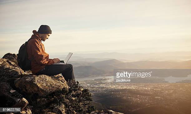 Online in the open air