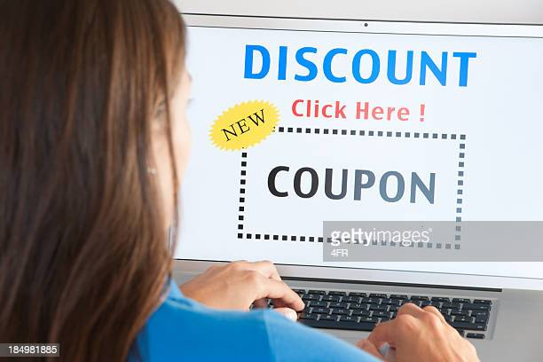 Online Internet Web Coupon for Laptop Computer Discount Shopping (XXXL)