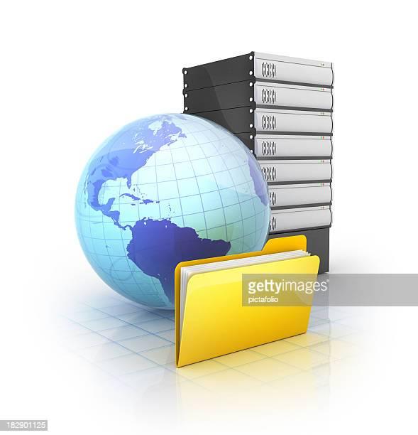online network servers