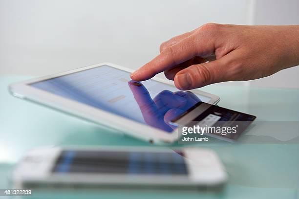 Online personal finance
