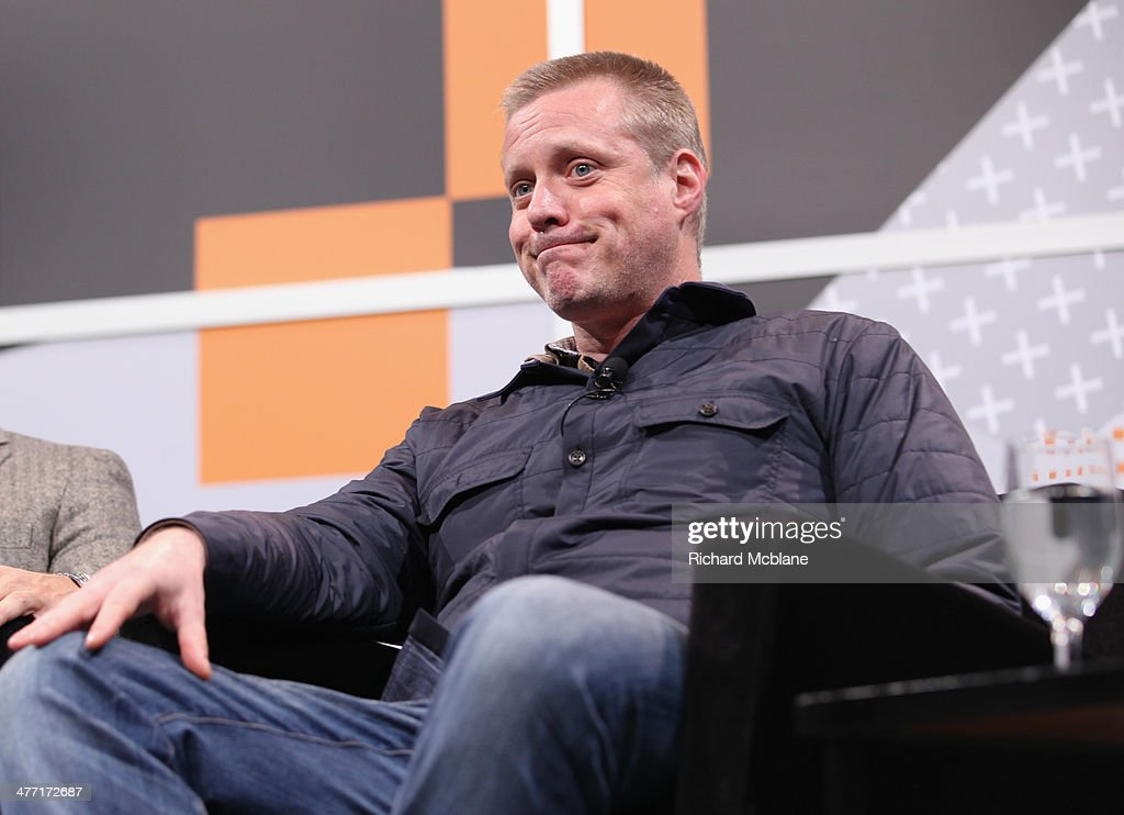 Online personality Ze Frank speaks onstage at 'Super Fandom in the Digital Age' during the 2014 SXSW Music, Film + Interactive Festival at Austin Convention Center on March 7, 2014 in Austin, Texas.