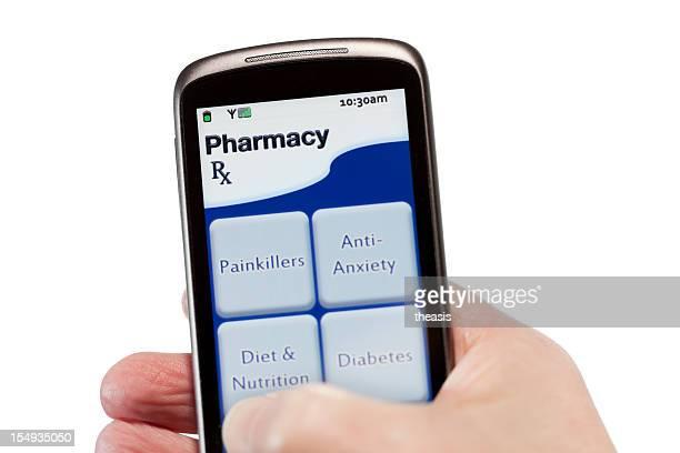 En línea de farmacia