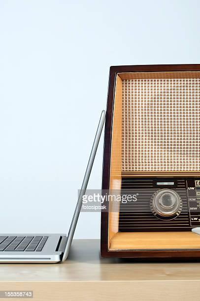 online radio concept