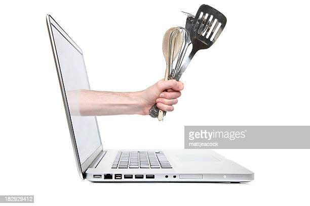 Online recipe