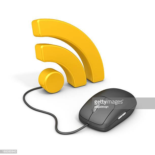online rss - wireless technology stock pictures, royalty-free photos & images