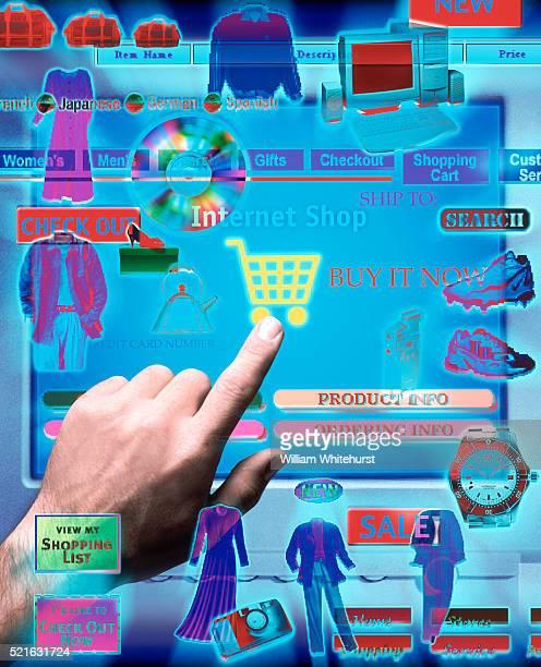 On-line Shopping for Consumer Goods