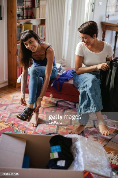 Online shopping is better than in store! Unpacking shopping deals