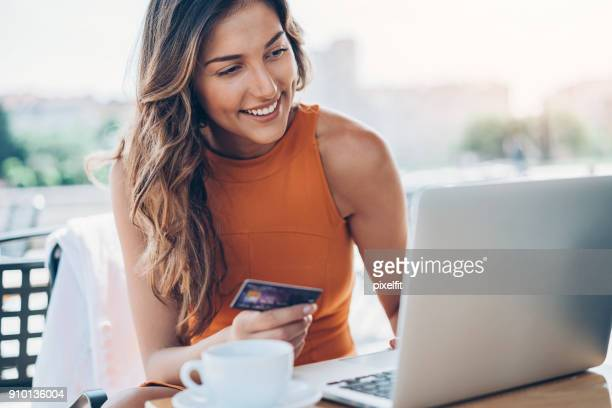 online shopping - online banking stock pictures, royalty-free photos & images