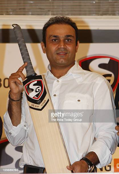 Online shopping portal Jabongcom and cricket equipment maker SG Cricket on Tuesday November 6 unveiled a range of cricket bats 'VS319'which will be...