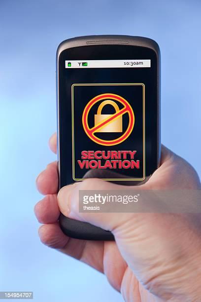 en línea que la violación de la transacción de seguridad - theasis fotografías e imágenes de stock