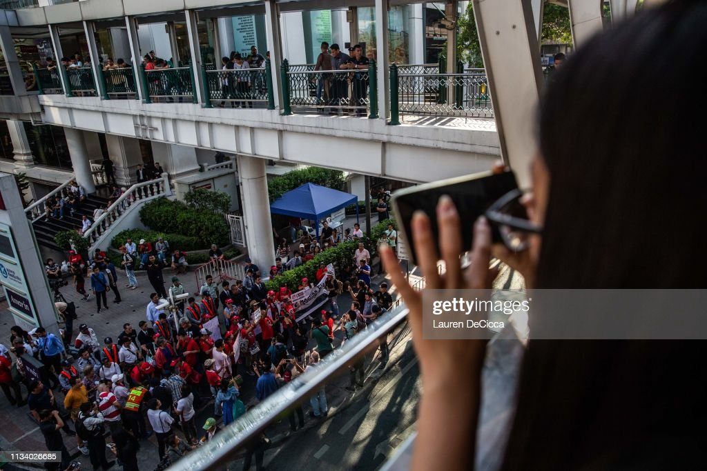 Thailand's First General Election Since 2014 Coup : News Photo