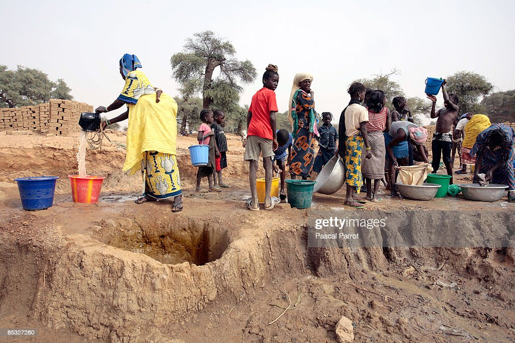 Water Supply Remains Key Challenge For Sub Saharan Africa : News Photo
