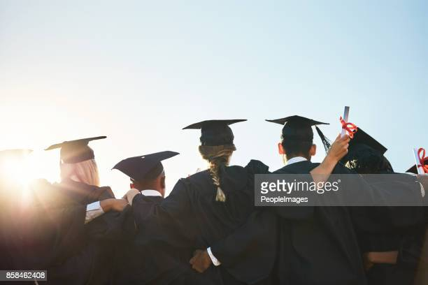 only hard work gets you here - graduation clothing stock pictures, royalty-free photos & images