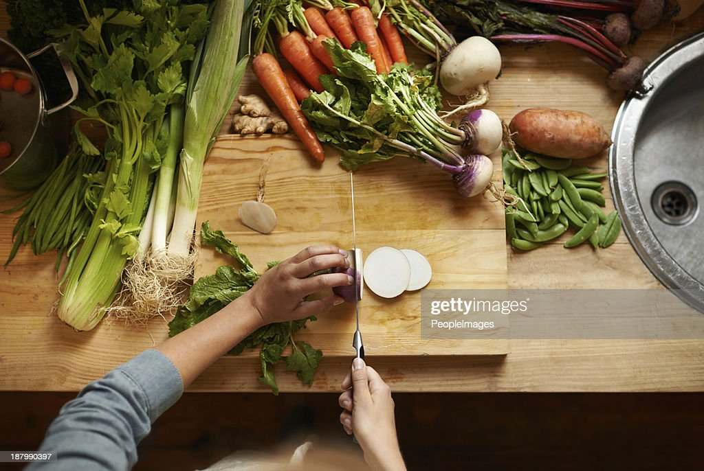 I only use the best and freshest : Stock Photo