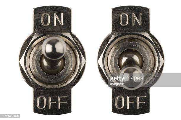 On/off switches