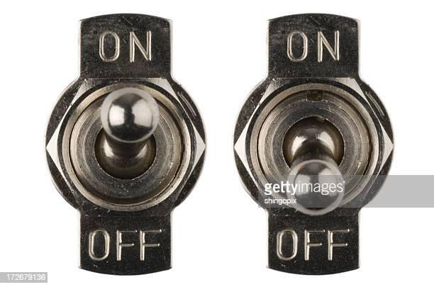 Interruptores ligado/desligado