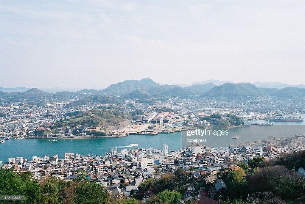 Onomichi city : Foto de stock
