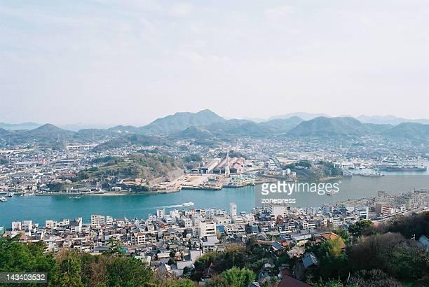 onomichi city - hiroshima - fotografias e filmes do acervo