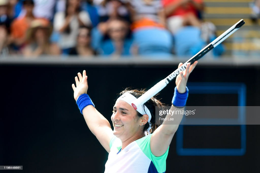2020 Australian Open - Day 7 : Photo d'actualité