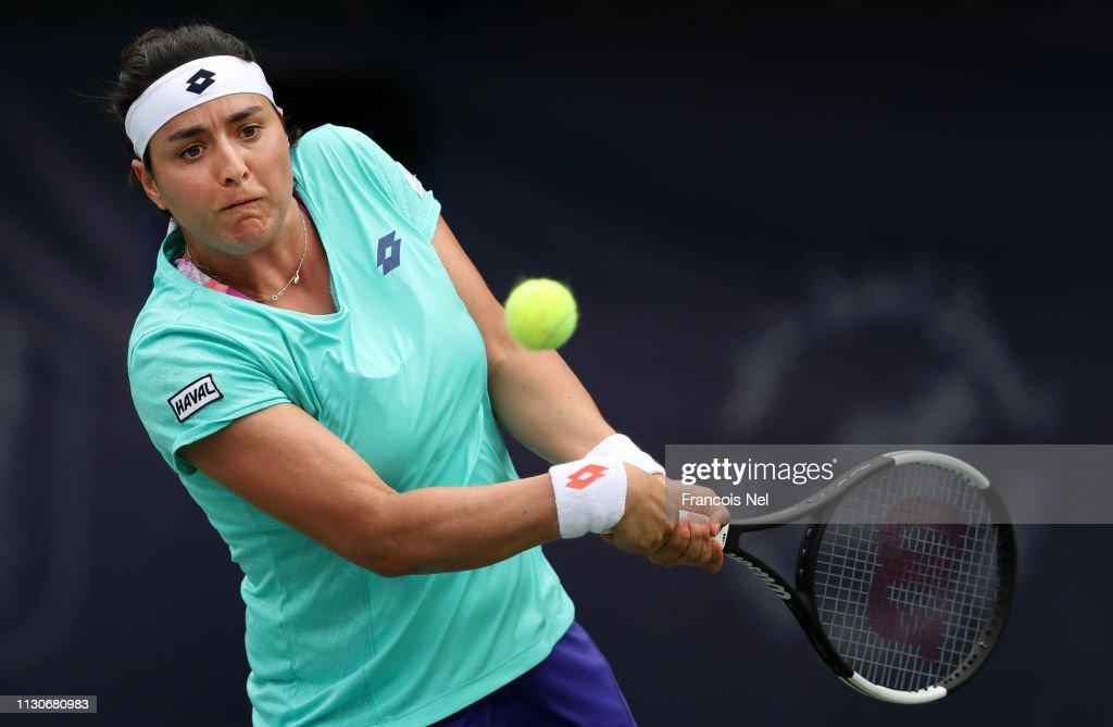Dubai Duty Free Tennis Championships - Day Three : News Photo