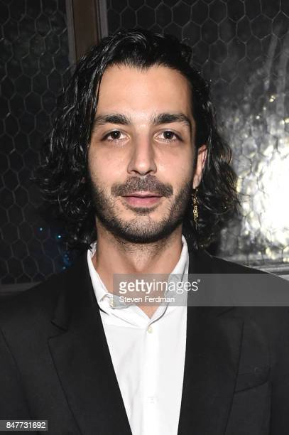 Onur Gokus attends PMA with KANTRR Labs and Pierce Capital Entertainment host the Wrap Party of 'Tu Me Manques' Sponsored by Singani 63 at The...