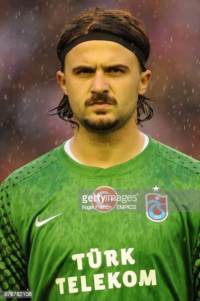 Onur Kivrak Trabzonspor goalkeeper