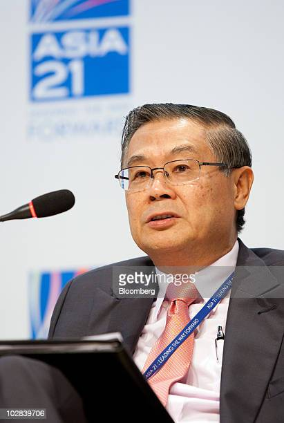 Ooi Sang Kuang, deputy governor of Bank Negara Malaysia, speaks at a conference hosted by South Korea's government and the International Monetary...